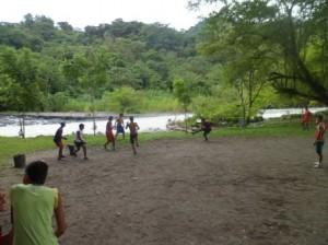 actividad deportiva en el RIO2