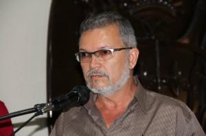 Omar Quevedo, Secretario de Finanzas de la Dirección Regional del PCV