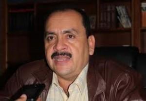 Alcalde Alfredo Mendoza